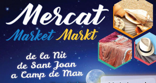 Mercat de Sant Joan a Camp de Mar